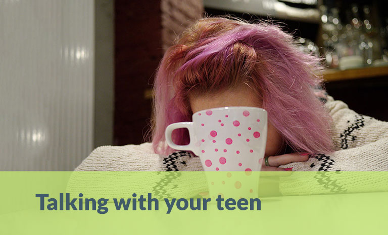 Talking With Your Teen